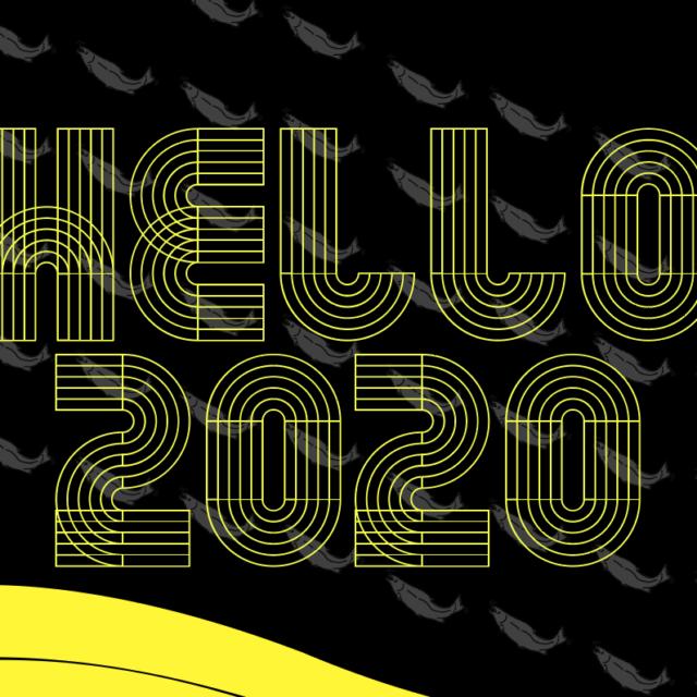 HELLO 2020!〜今年もよろしくお願いいたします〜