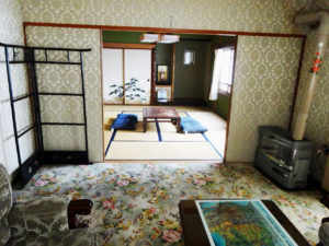 Traditional House Near Susukino B3/Ask parking