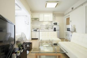 New Apt in Central Sapporo