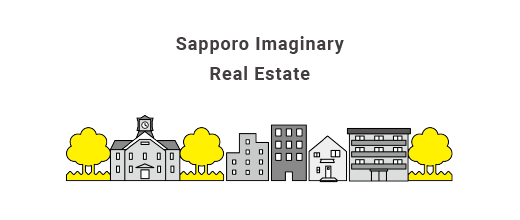 Sapporo Imaginary Real Estate